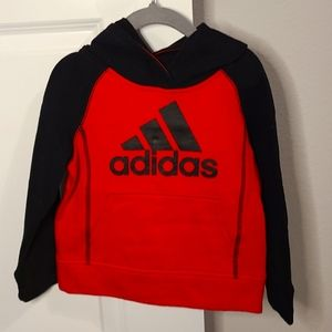 Adidas Boys Pull Over Toddler Size 3T